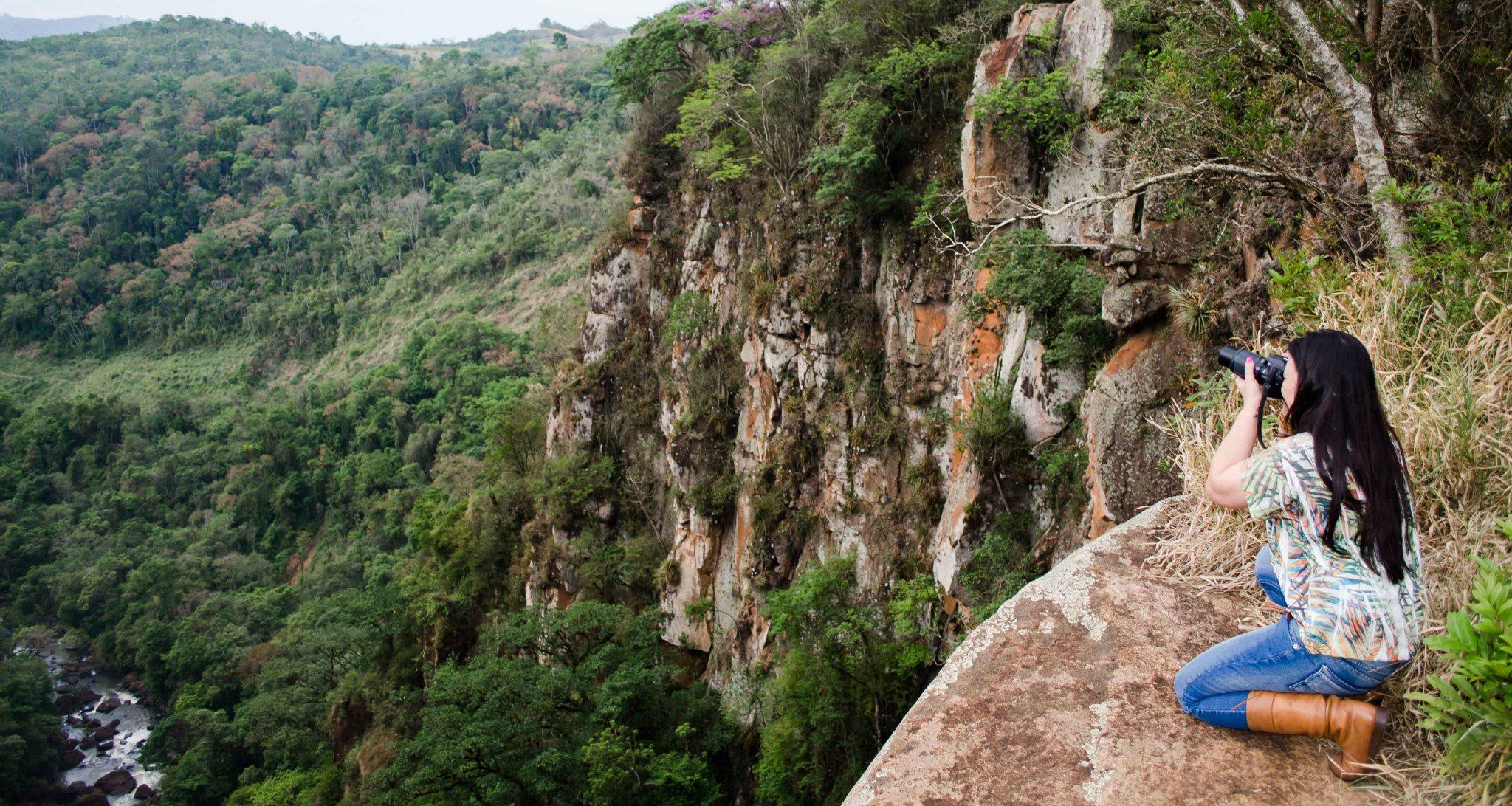 Salto do Apucaraninha em Londrina