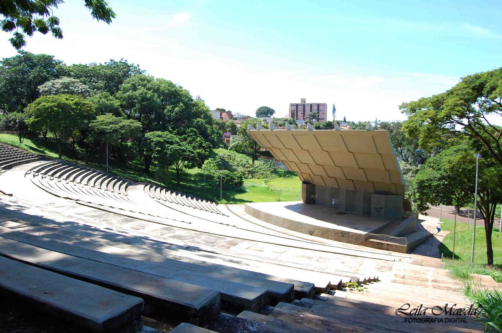 Anfiteatro do Zerão em Londrina