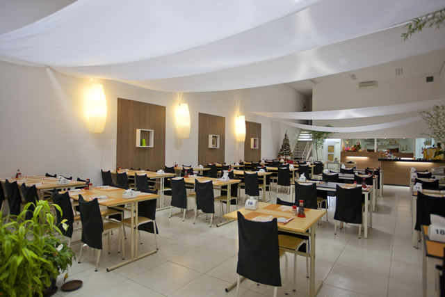 Sushi House em Londrina, no Paraná