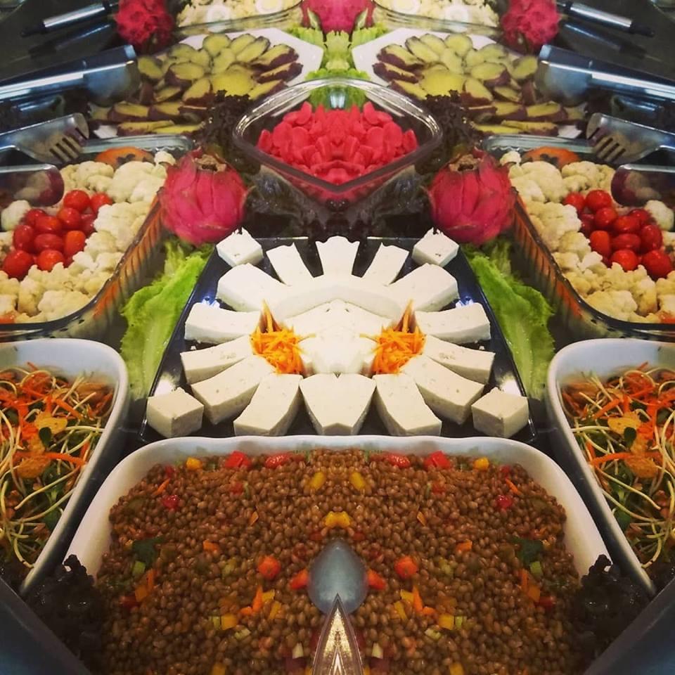 Tshu Shin Yuen Restaurante Vegetariano em Londrina