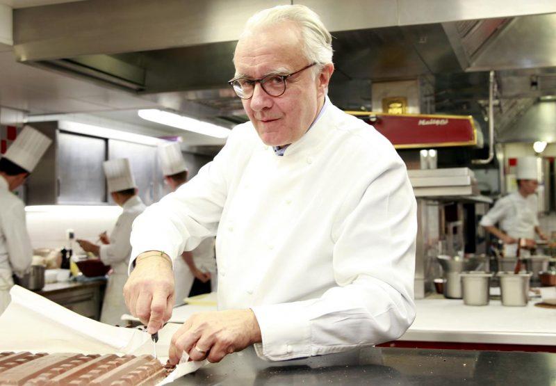 Filme A busca do chef Ducasse