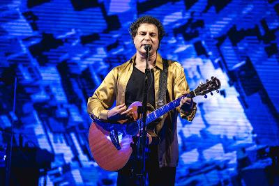 Frejat em show em Londrina