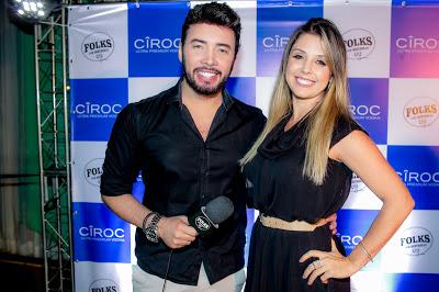 Mayara Baldon e Gustavo Godoy