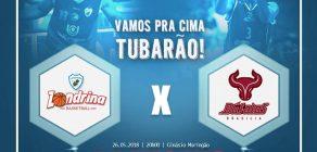 Londrina Basketball x Búfalos Brasília
