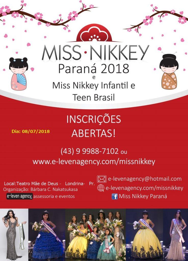 Miss Nikkey Londrina