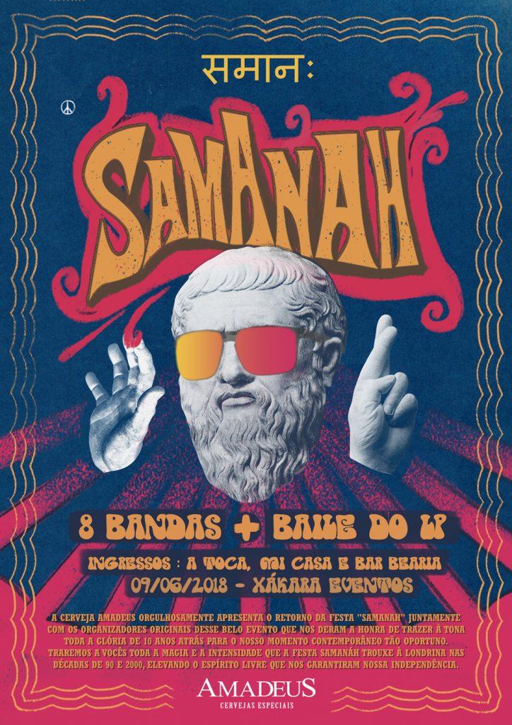 Festa Samanah 2018