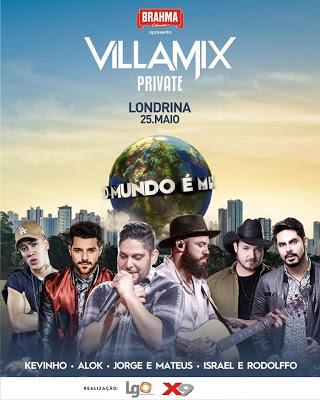 Villa Mix em Londrina