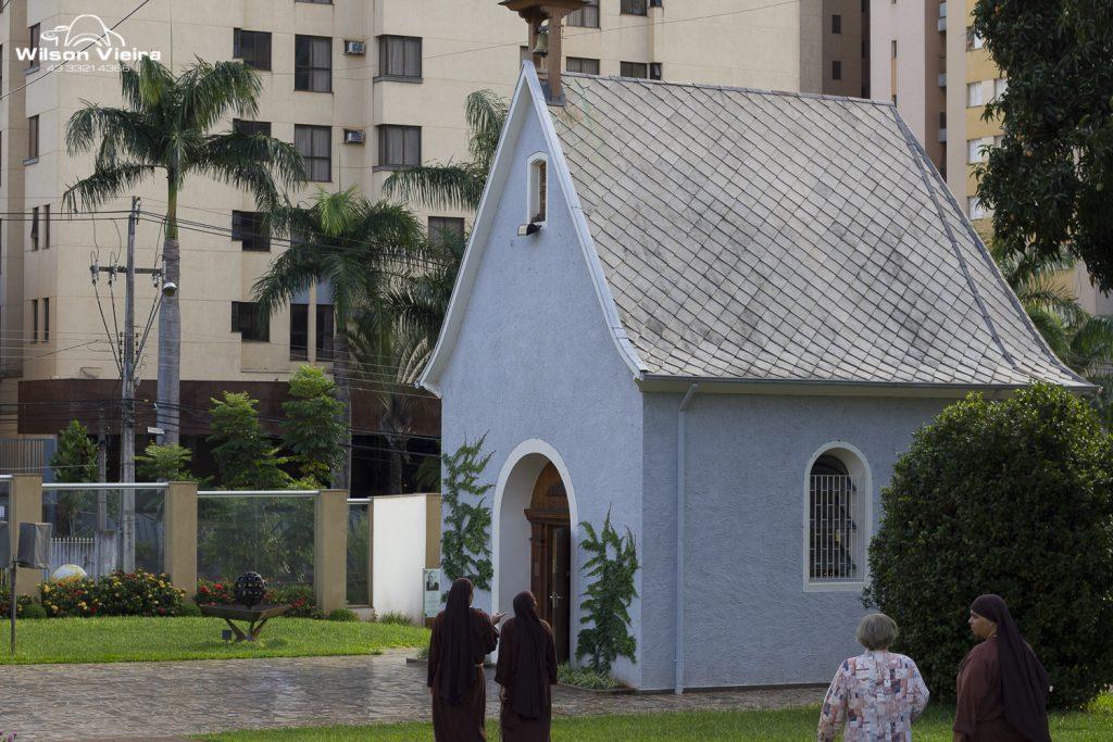 Turismo histórico-cultural: Santuário de Graças Schoenstatt em Londrina