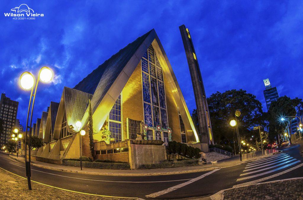 Pontos turísticos de Londrina: Catedral Metropolitana de Londrina