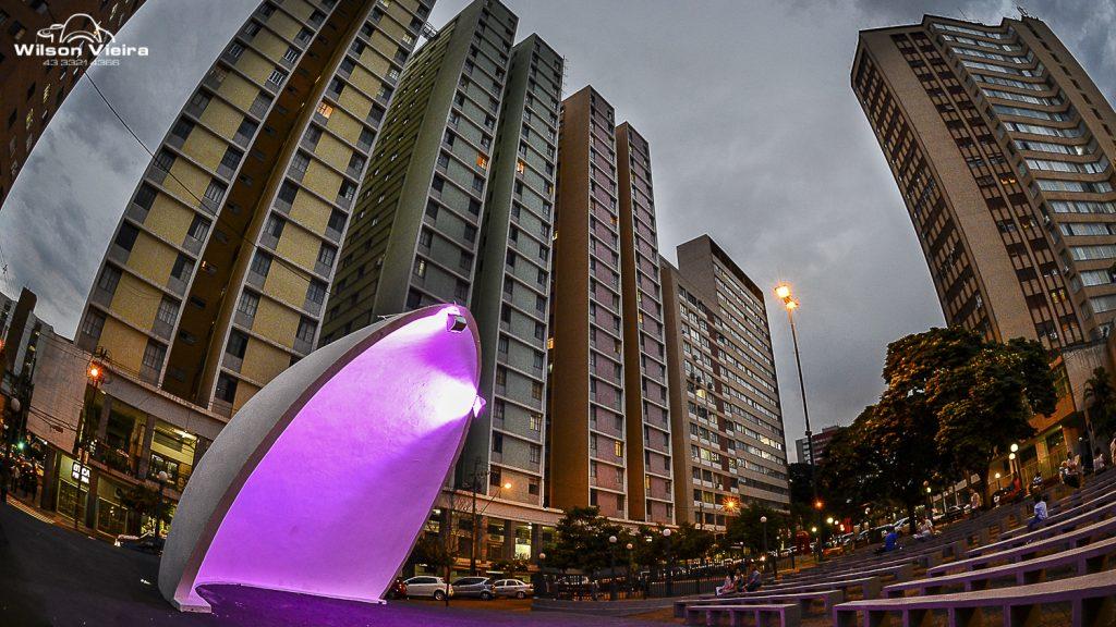Pontos turísticos de Londrina: Concha Acústica em Londrina