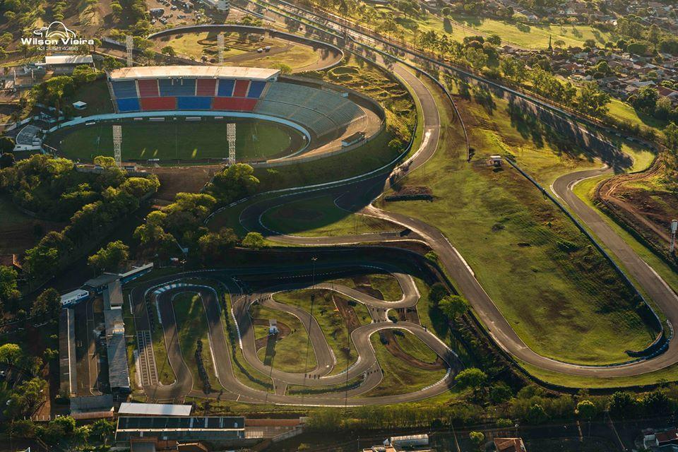 Pontos turísticos de Londrina: Autódromo Ayrton Sennaem Londrina