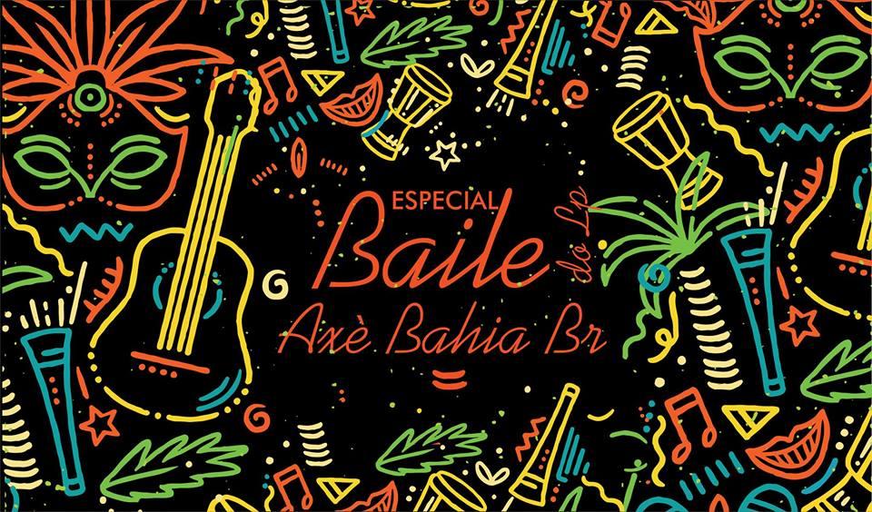 Baile do Lp 40ª edição - Axé Bahia
