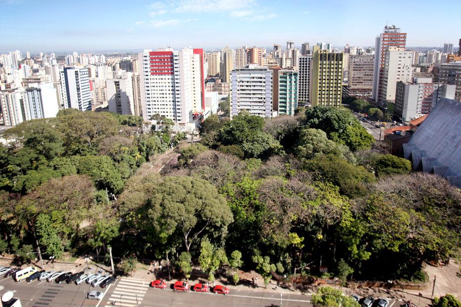 Pontos turísticos de Londrina: Bosque Municipal de Londrina