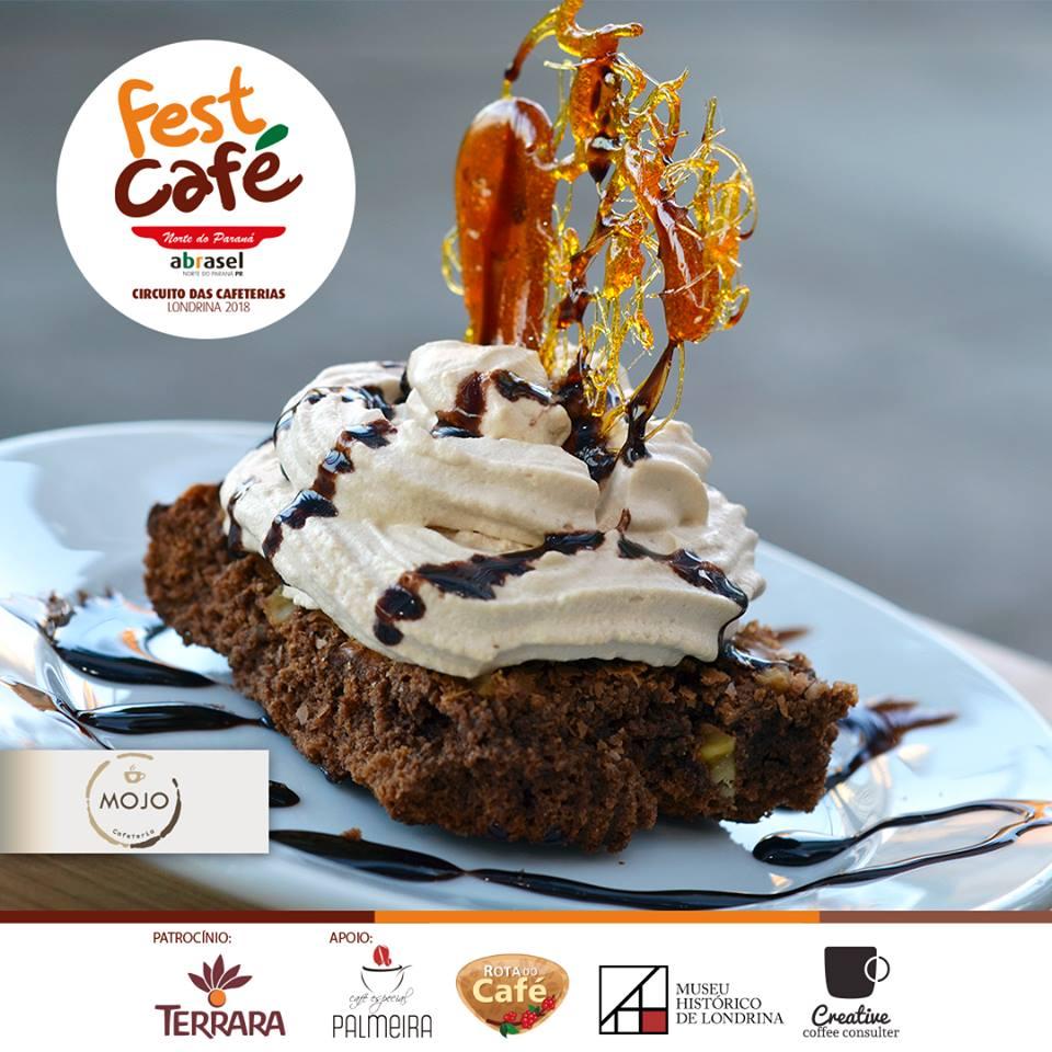 Fest Café 2018: Brownie Mojo (Mojo) em Londrina