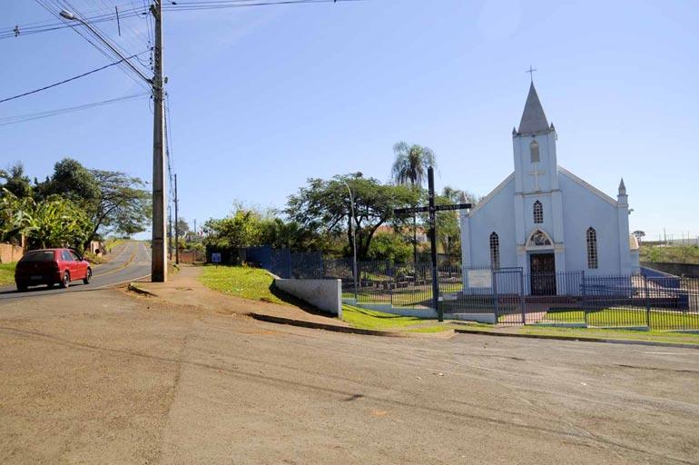 Pontos turísticos de Londrina: Capela São Miguel Arcanjo em Londrina
