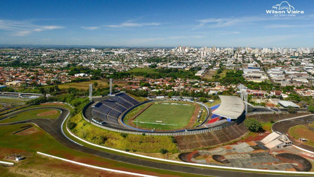 Pontos turísticos de Londrina: Estádio do Café em Londrina