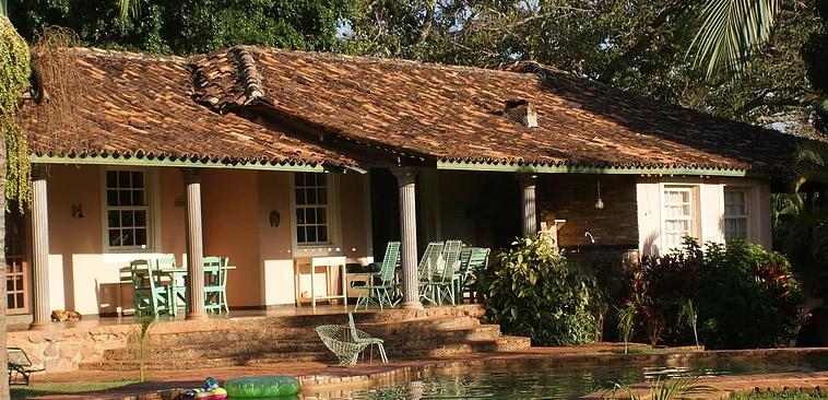 Pousadas Rurais: Fazenda Laranjal em Jacarezinho