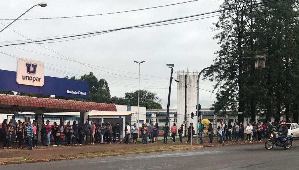 Feira de Empregos em Londrina em 2017