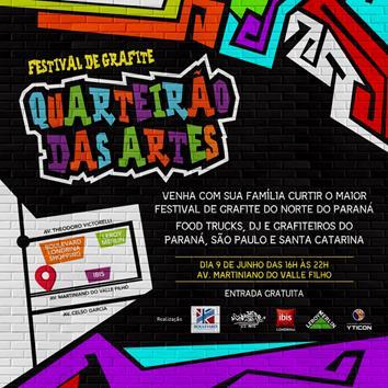 Quarteirão das Artes Londrina