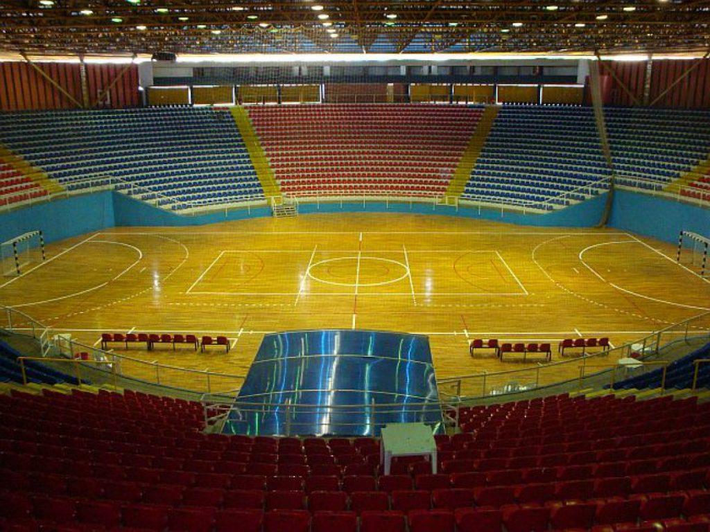 Pontos turísticos de Londrina: Ginásio de Esportes Professor Darci Côrtes (Moringão) em Londrina