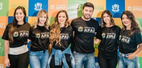 APAE Londrina tem novos embaixadores