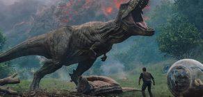 Jurassic World estreia na Cinesystem Londrina