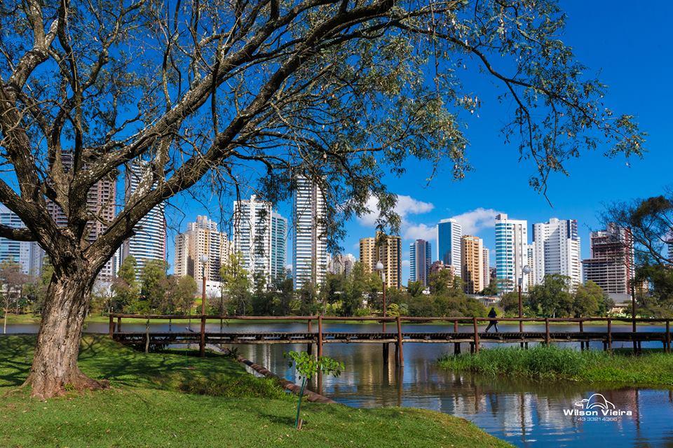 Pontos turísticos de Londrina: Lago Igapó em Londrina