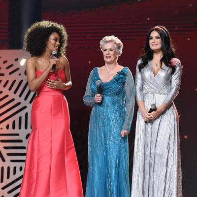 Miss Brasil famosas compareceram à premiação 2018