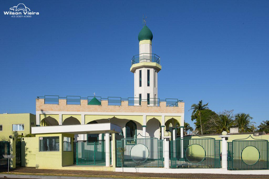 Pontos turísticos de Londrina: Mesquita Rei Faiçal em Londrina