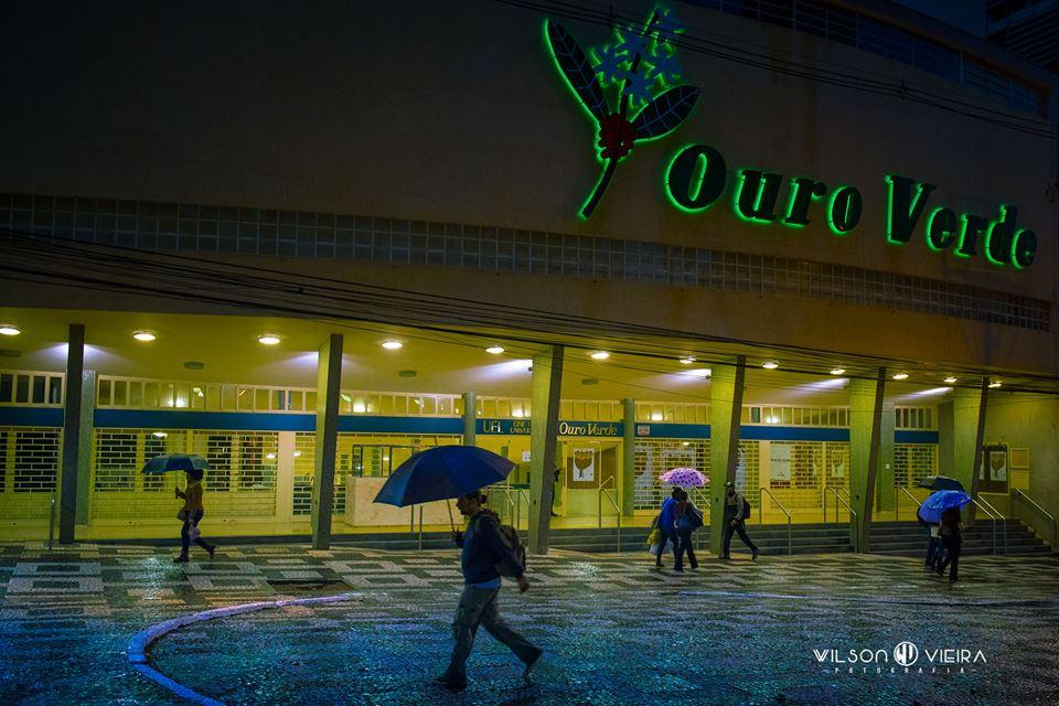 Pontos turísticos de Londrina: Cine Teatro Ouro Verde em Londrina