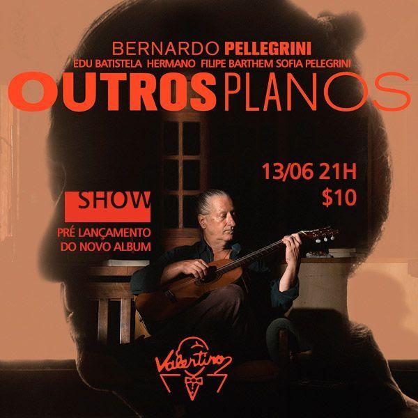 """Show de pré-lançamento do CD """"Outros Planos"""""""