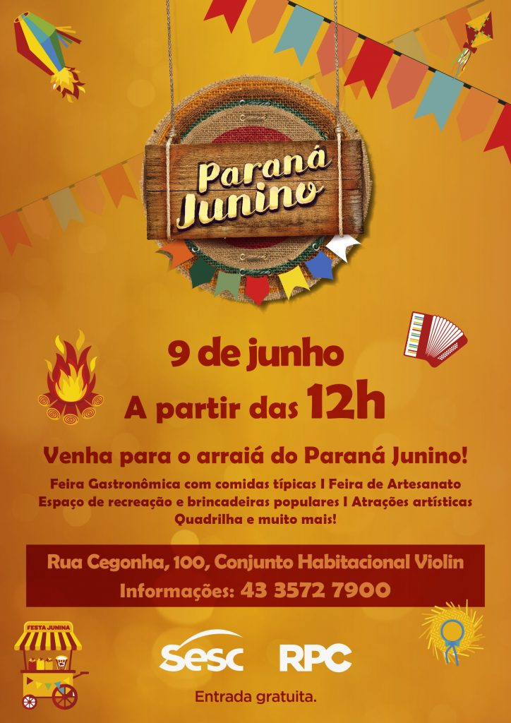Paraná Junino em Londrina