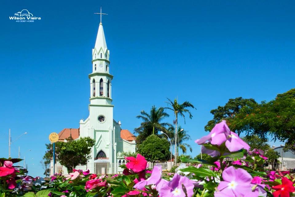 Pontos turísticos de Londrina: Paróquia Santo Antônio