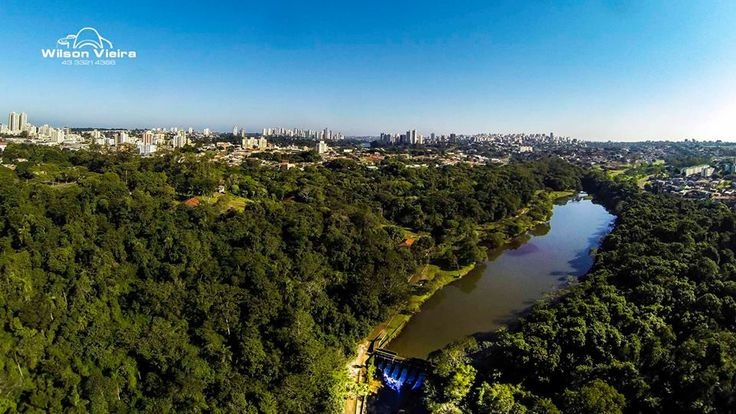 Pontos turísticos de Londrina: Parque Arthur Thomas