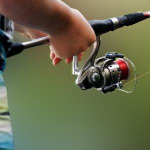 Pesca esportiva no Hotel Lago das Pedras