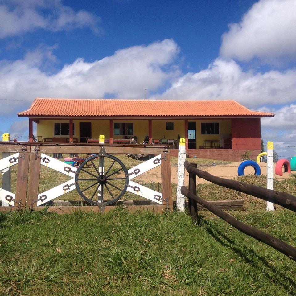Pousadas Rurais: Serra das Nuvens em Sapopema