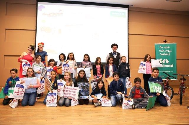 Premiação do Concurso de Desenho em 2016