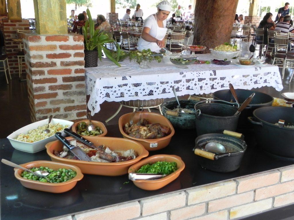 Almoço no domingo em Londrina: Rancho San Fernando