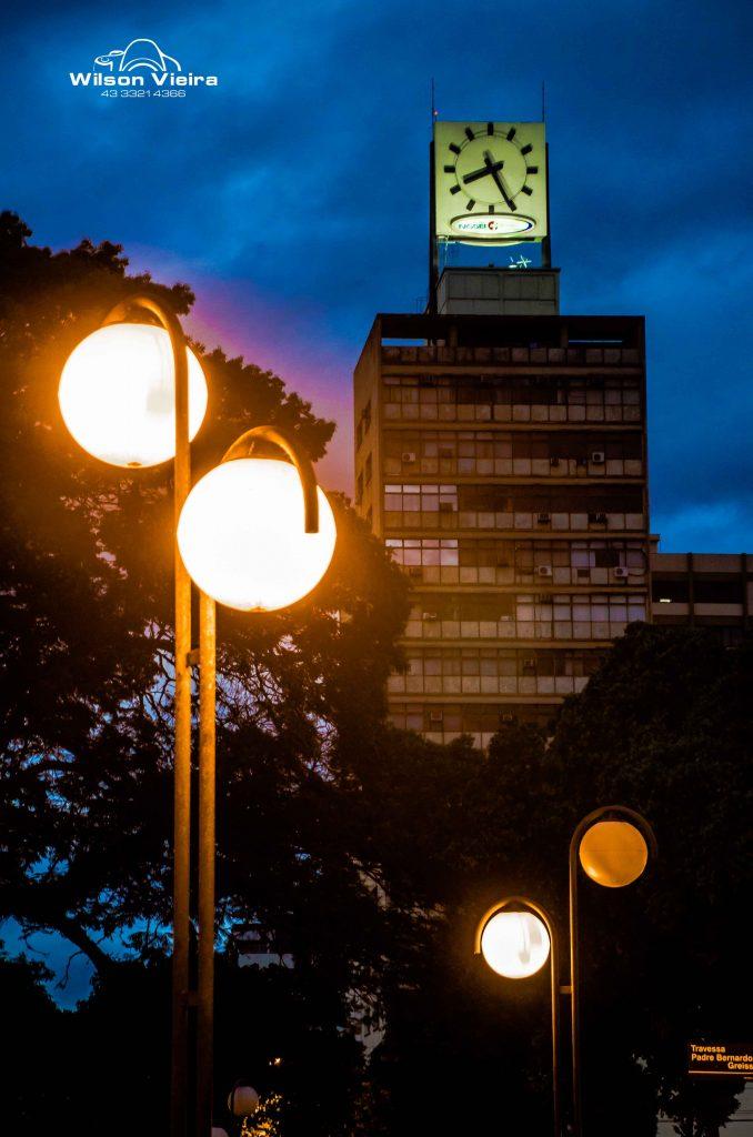 Pontos turísticos de Londrina: Relojão em Londrina