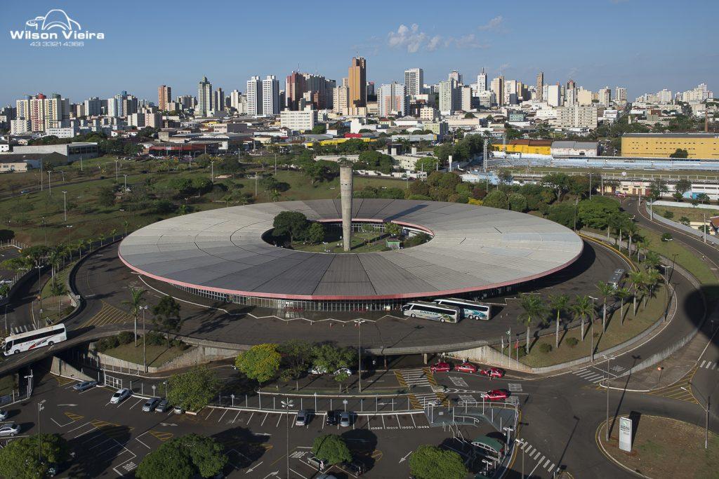 Pontos turísticos de Londrina: Terminal Rodoviário José Garcia Villar em Londrina