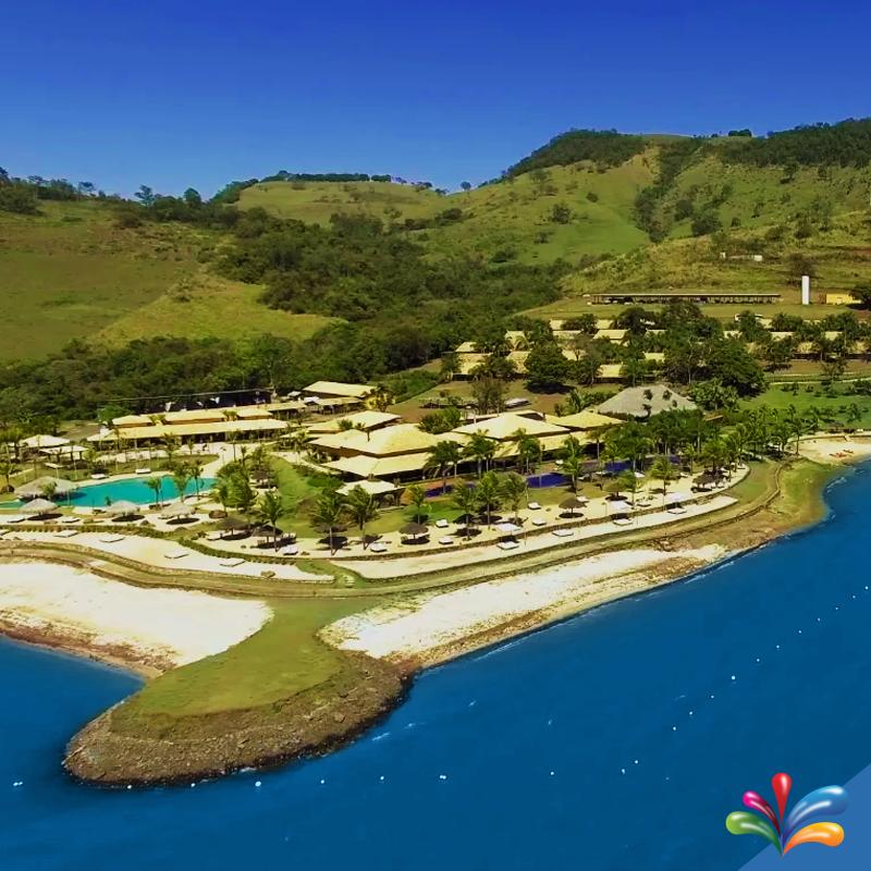 Pousadas Rurais: Tayayá Resort em Ribeirão Claro
