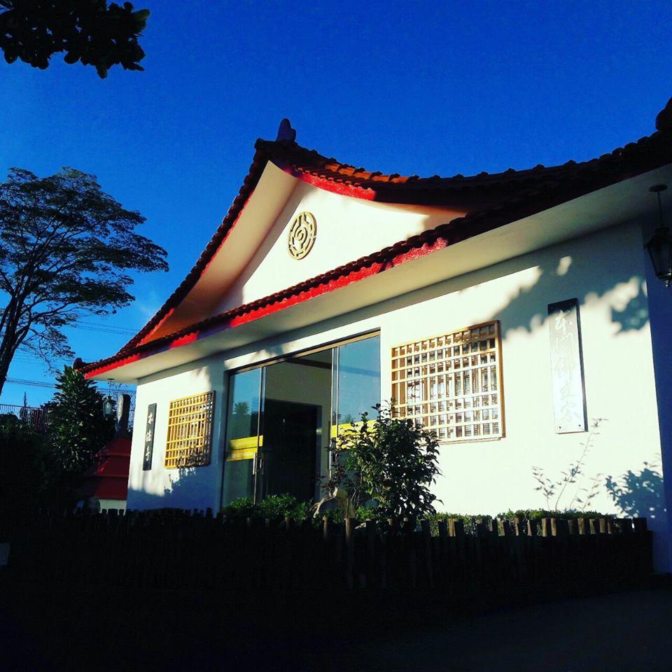 Turismo histórico-cultural: Templo Budista Hompoji em Londrina