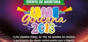 UniGincana no Colégio Universitário