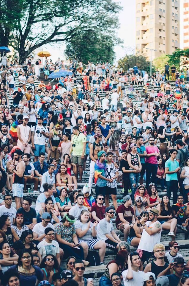 1° Parada Cultural LGBT de Londrina