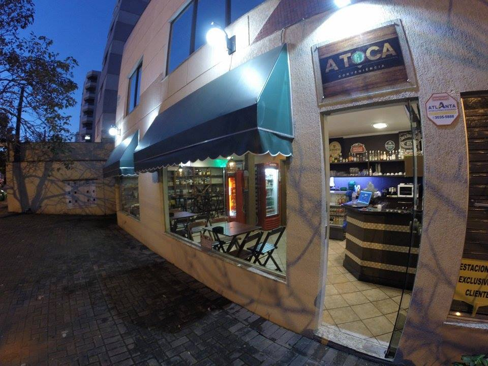 Pubs de Londrina: A Toca