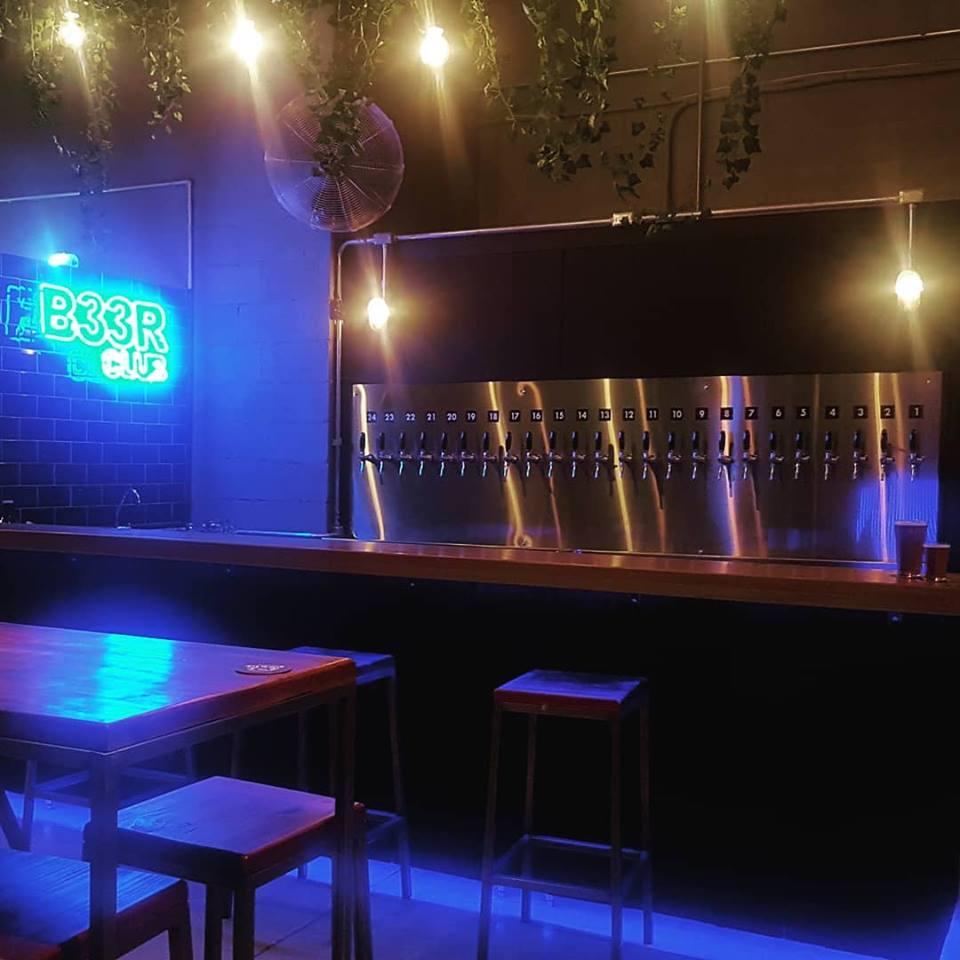 Bares em Londrina: B33R Club