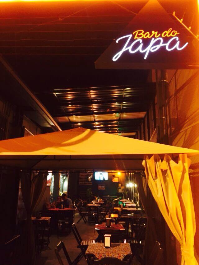 Bares em Londrina: Bar do Japa