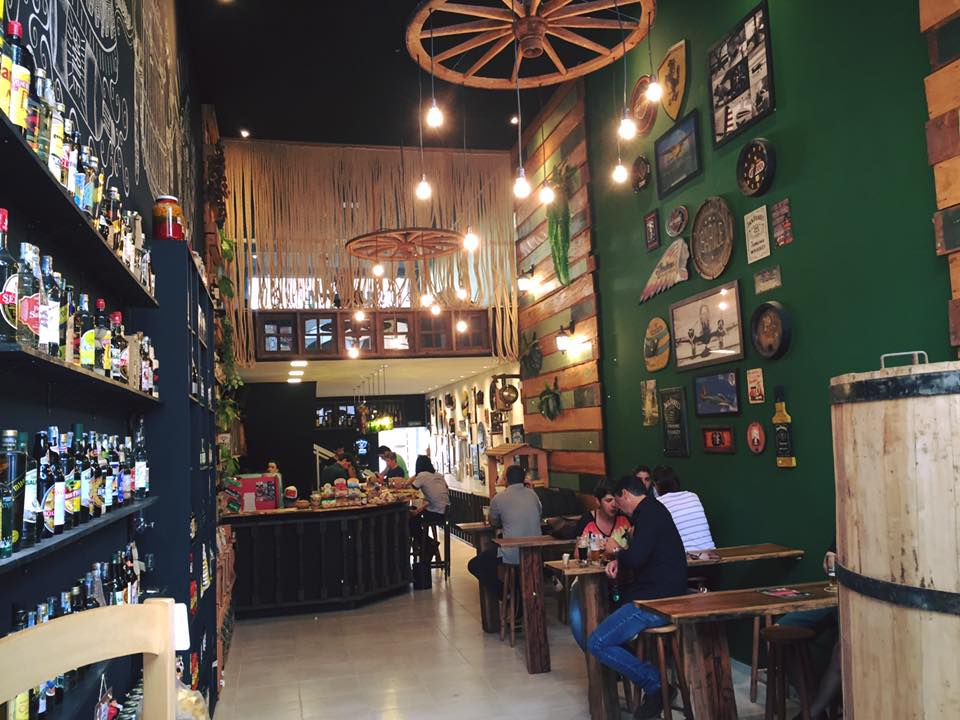 Bares em Londrina: Barile Armazém