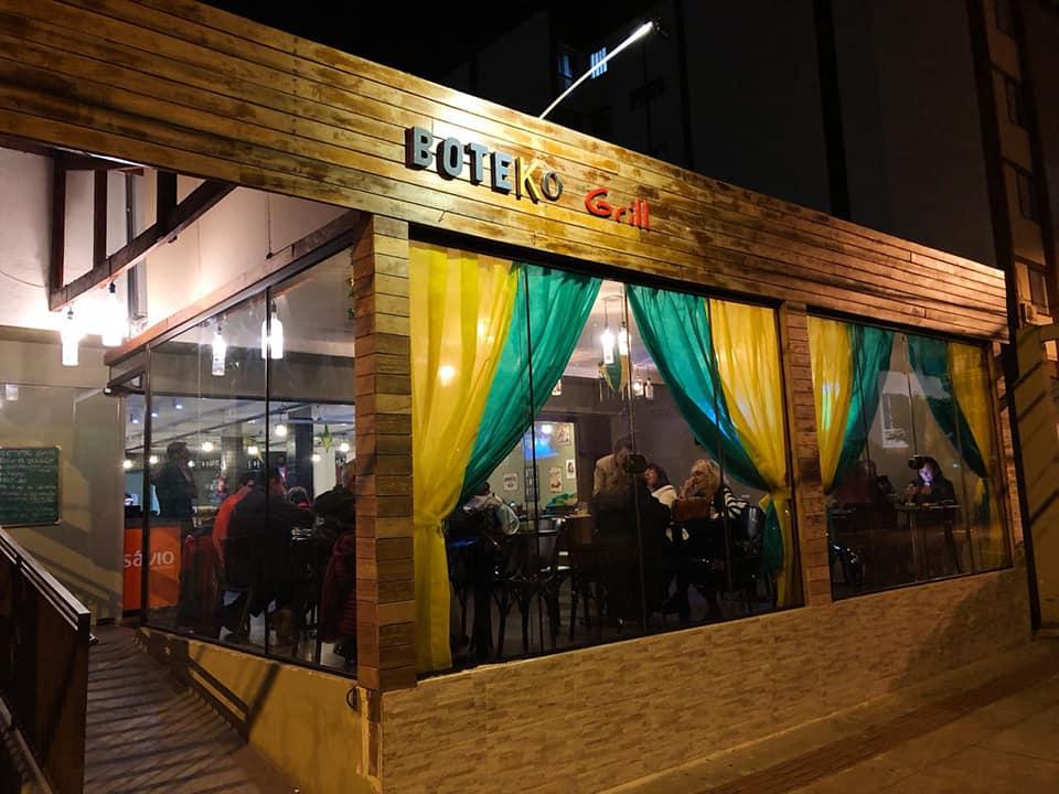 Bares em Londrina: Boteko Grill