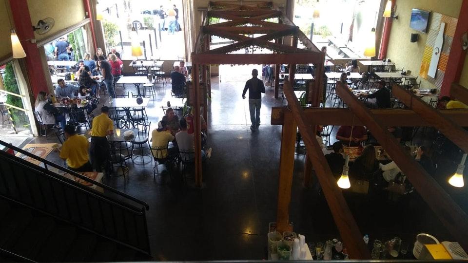 Bares em Londrina: Brito's Petiscaria